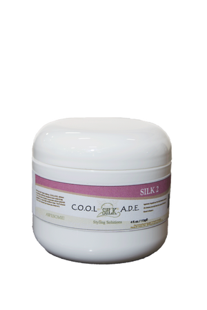 "SILK2 ""C.O.O.L. A.D.E."" Nutritional Supplement For Hair & Scalp  Healthy Hair - Natural Hair Care - NaturallySILK2"