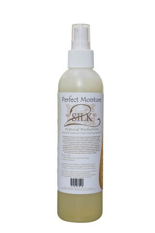 "SILK2 Natural Perfection ""Perfect Moisture""  Natural Perfection - Natural Hair Care - NaturallySILK2"