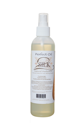 "SILK2 Natural Perfection ""Perfect Oil"""