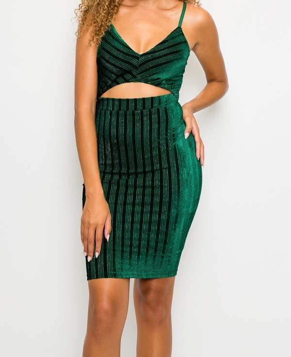 Hunter Jasmine Bodycon Dress