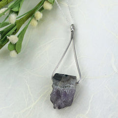 Raw Amethyst is a Must Have!