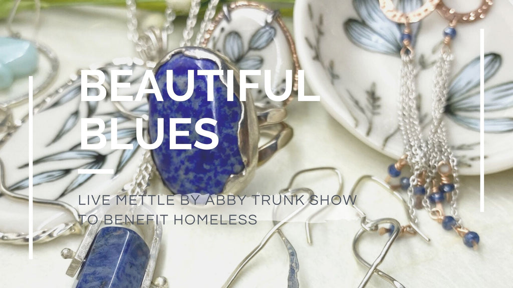 Live Mettle by Abby trunk show to benefit homeless