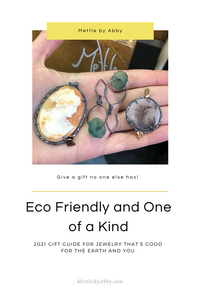 Eco Friendly and One of a Kind Gift Guide