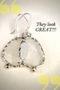 Rainbow Moonstone Earrings with a Touch of Gold