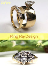 Ring Re-Design // For Shannon