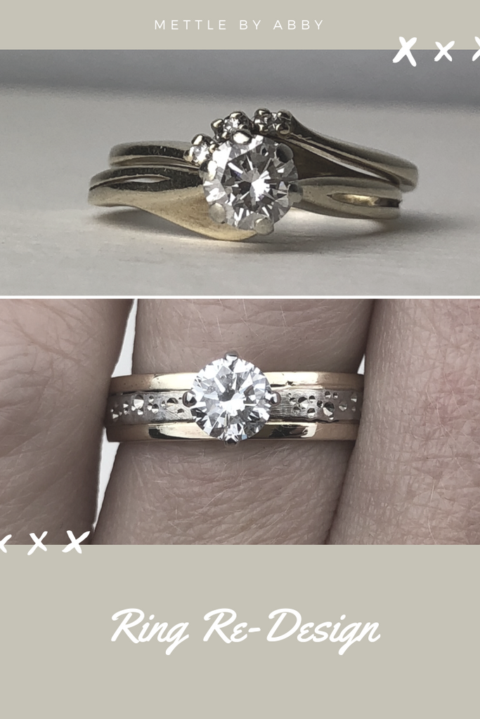 Wedding Set Ring Re-Make