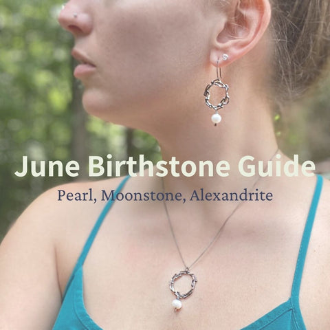 Mettle by Abby June Birthstone Guide