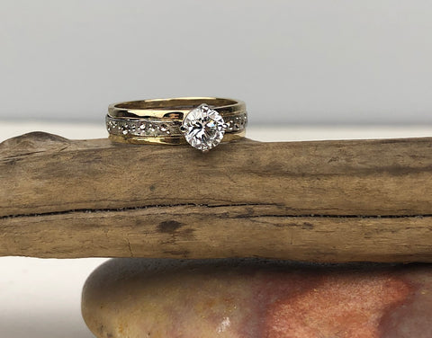 Monti Engagement Ring Remake