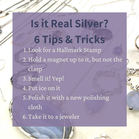 Is it real silver jewelry