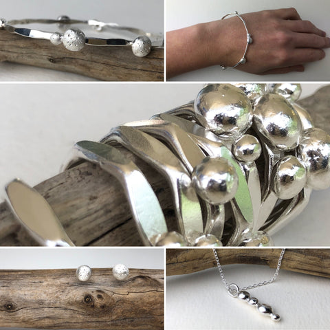 recycled sterling silver jewelry
