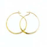 14k Everyday Gold Hoops