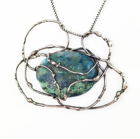 Oceanic Life Necklace - Mettle by Abby