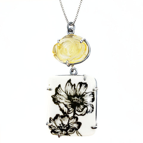 Calendula Sunshine Necklace