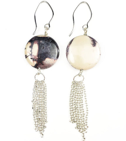 Stormy Dance Earrings - Mettle by Abby