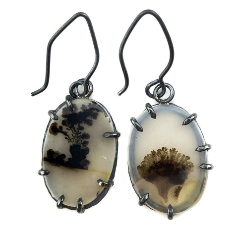 Forest Memory Earrings - Mettle by Abby