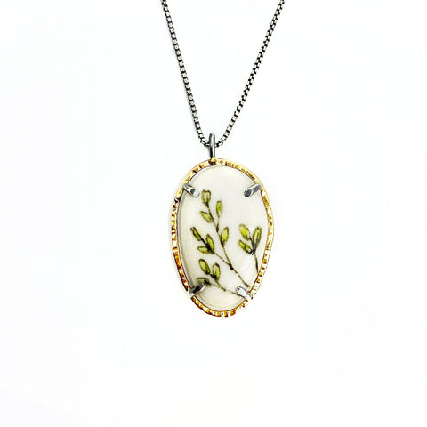 Golden Glow Necklace