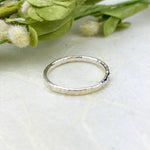 Halo Stacking Ring