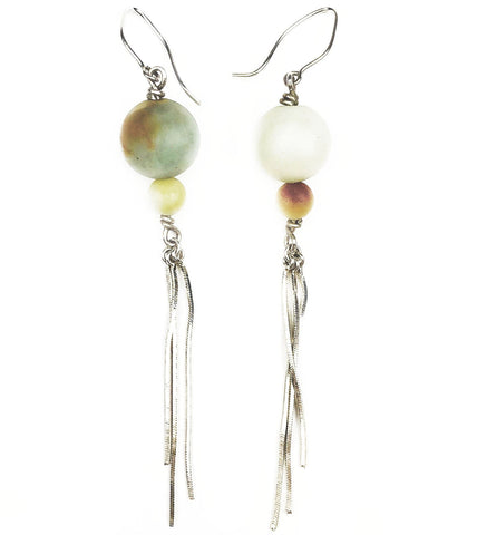 Spring Lantern Earrings - Mettle by Abby