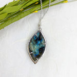 Labradorite Winds Necklace