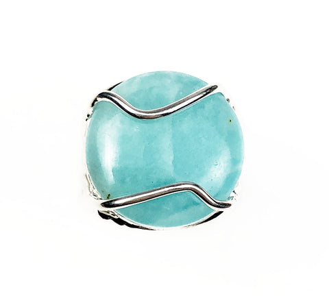 Mint Moon Ring - Mettle by Abby