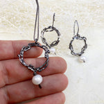 Pearl Wreath Set Special