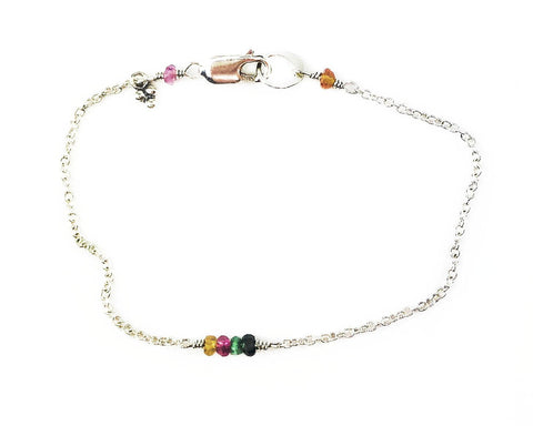 Petite Gem Fiesta Bracelet - Mettle by Abby