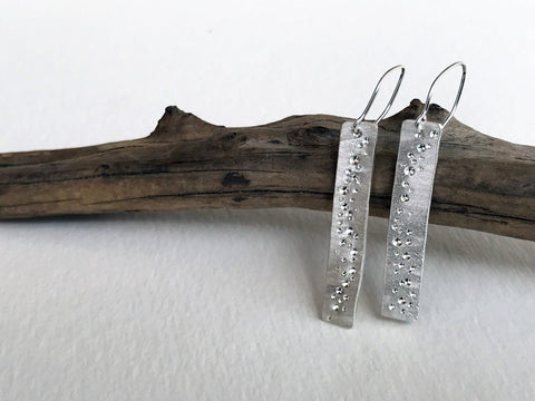 Star Dust Earrings - Long