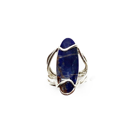 Sodalite Tradewinds Ring