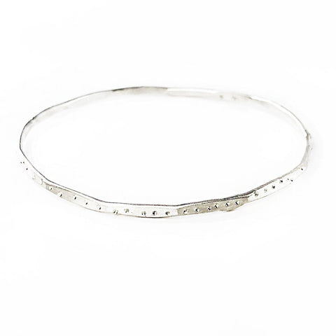 Star Dust Bangle - Mettle by Abby