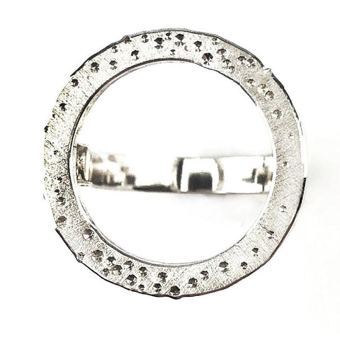 Star Dust Orbit Ring - Mettle by Abby