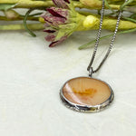 Sunset Porthole Necklace
