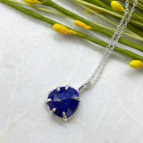 Sweet Petite Lapis Necklace