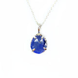 Sweet Petite Tanzanite Necklace