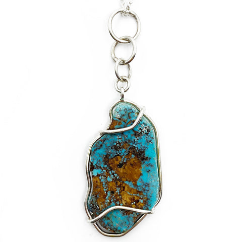 Turquoise Trade Winds Necklace