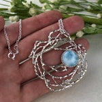Whirlwind Spirit Necklace - Mettle by Abby
