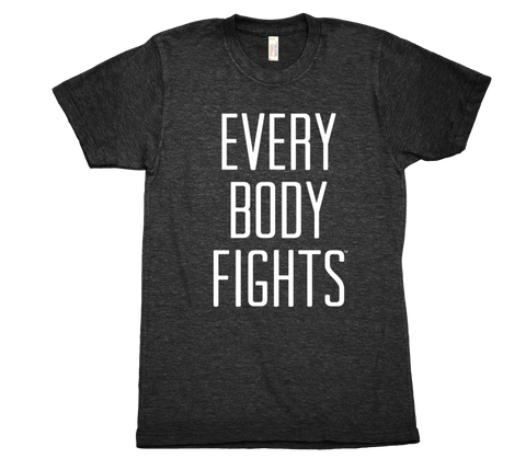 EVERYBODY FIGHTS MENS TEE