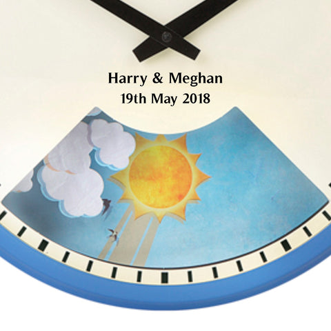 Personalised Clock Face