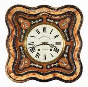 Morez Picture Frame Clock