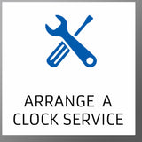 Arrange service of a Weather Clock
