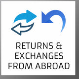 Returns and Exchanges from outside the UK