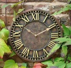 Wall clocks for British weather