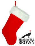 Bramwell Brown Stocking
