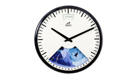 Traditional Weather Clock - Limited Edition
