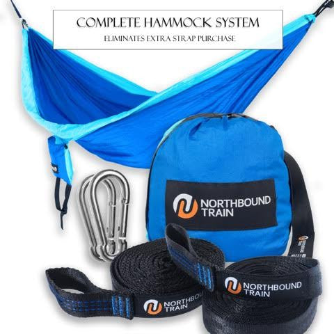 Deluxe Single Hammock