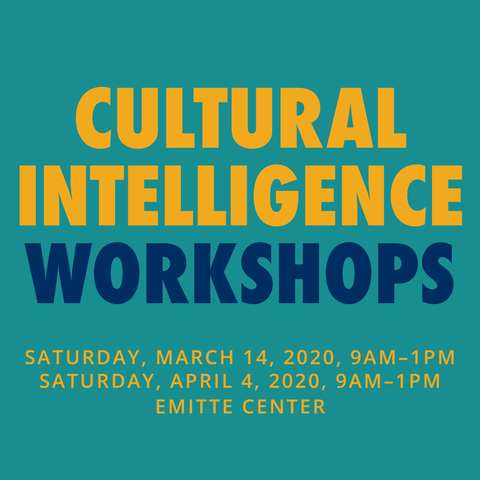 Cultural Intelligence (CQ) Workshop