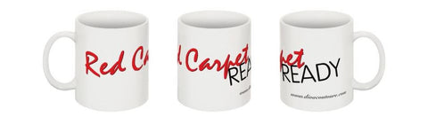 "Divacoutoure ""Red Carpet Ready"" Mug"