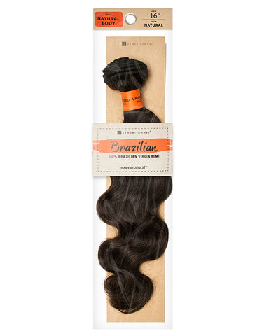 Brazilian Bundle • Natural Body