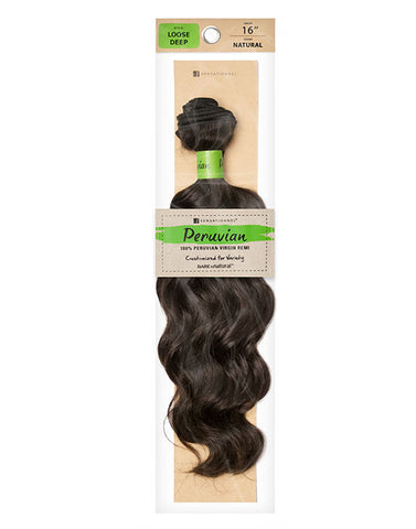 Peruvian Bundle • Loose Deep