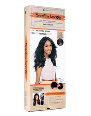 Bare & Natural | Brazilian Hair Lace Wig | Natural Wavy | Packaging