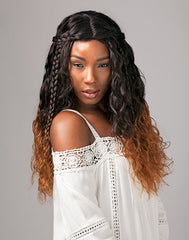 Bare & Natural | Hair Bundle | Brazilian Natural Wavy